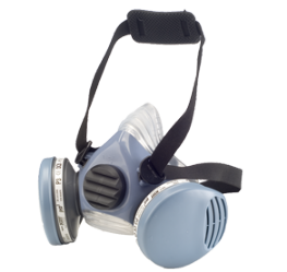 Scott Profile 60 Half Mask Respirator